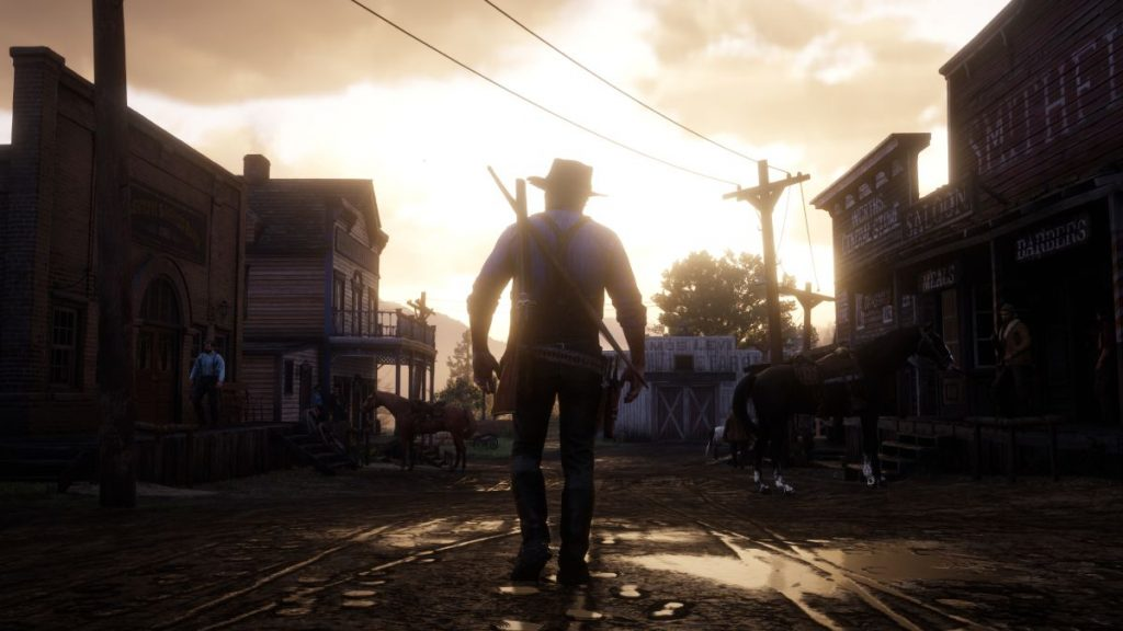 Обзор Red Dead Redemption 2
