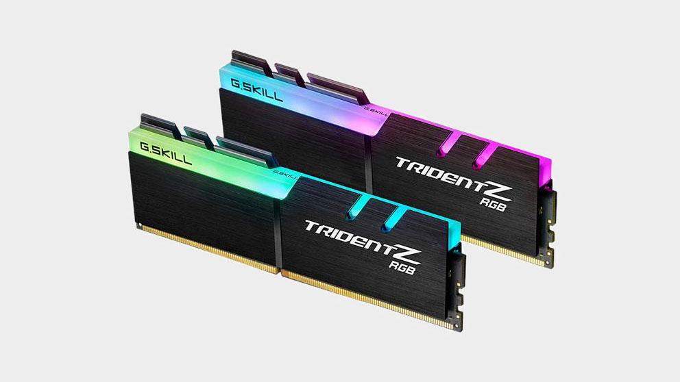 G.Skill TridentZ RGB 2x8GB DDR4-3200