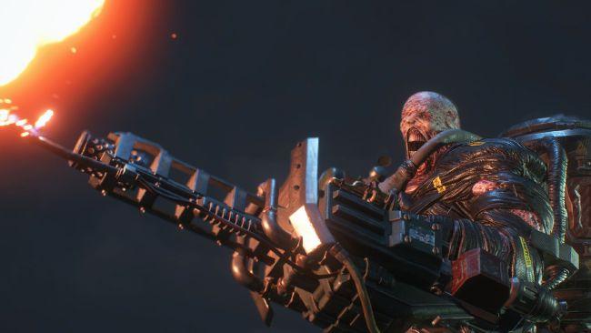 Resident Evil 3 Remake возвращает небьющиеся ножи