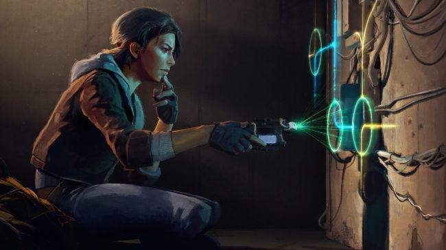 Первый мод Half-Life: Alyx без VR уже здесь