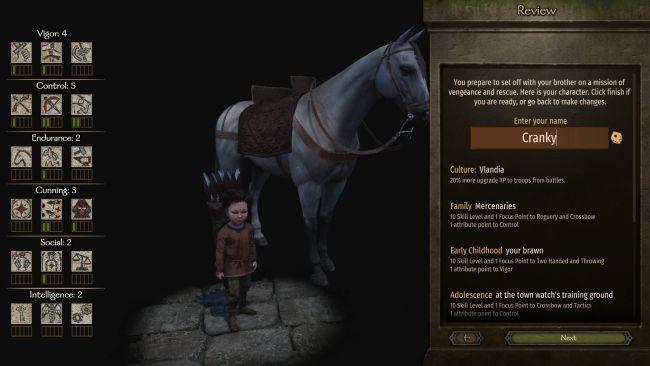 Вы можете играть в Mount & Blade 2: Bannerlord как кровожадный ребенок