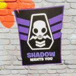 Где повредить плакаты вербовки в Fortnite