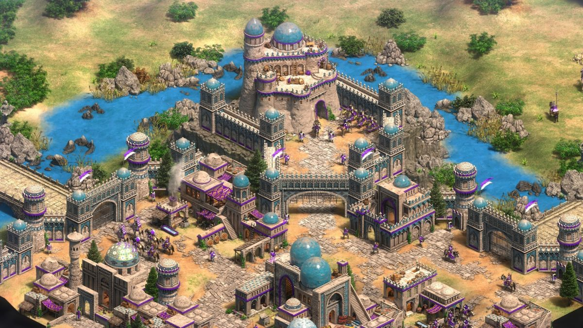 Обзор Age of Empires 2: Definitive Edition