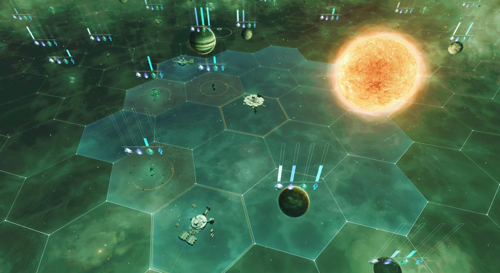 Starborne объединяет грандиозный масштаб и обман EVE Online со стратегией 4X
