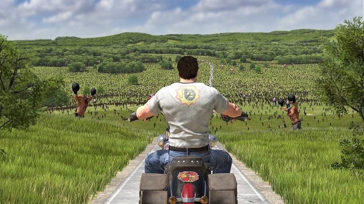 Serious Sam 4 грозит поставить 100 000 врагов сразу на ваш экран