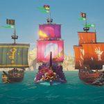 Большие приключения в «Море воров» наконец обретают контрольно-пропускные пункты