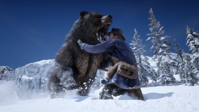 Red Dead Redemption 2 моды: трансформируйте Дикий Запад