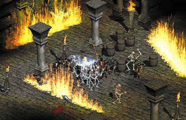 Слух: ремастер Diablo 2 появится в этом году