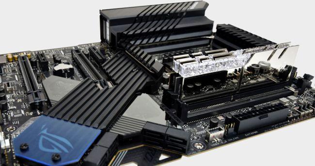 Оперативная память G.Skill достигает 6666 МГц с новым Intel Comet Lake, устанавливая мировой рекорд