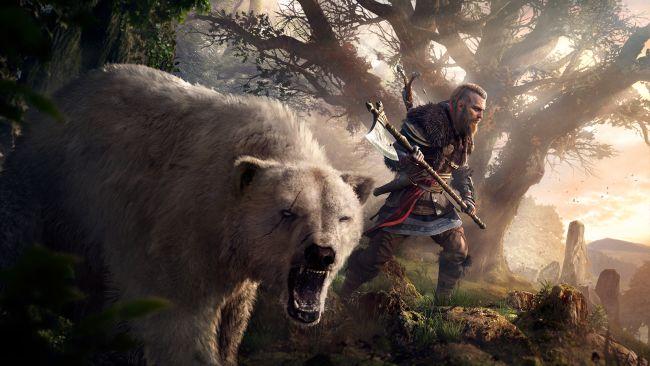 Assassin's Creed Valhalla проведет рэп-битвы викингов