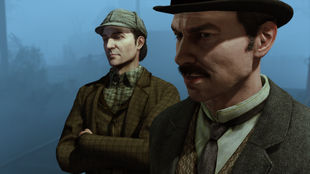 Обзор Sherlock Holmes Crimes and Punishments