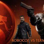 Наблюдайте, как RoboCop сражается с Терминатором в Mortal Kombat 11