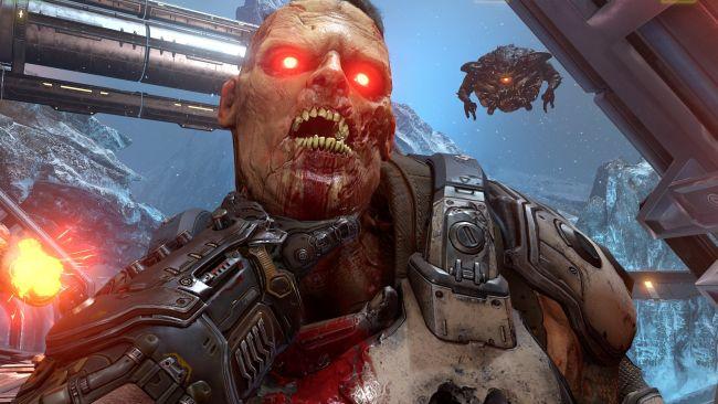 Первое обновление Doom Eternal включает в себя Denuvo Anti-Cheat