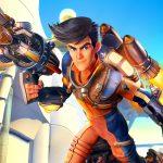 Rocket Arena – красочный геройский шутер 3х3, придет в июле