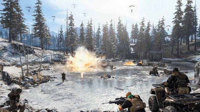 Лучшие сборки M13 для Warzone