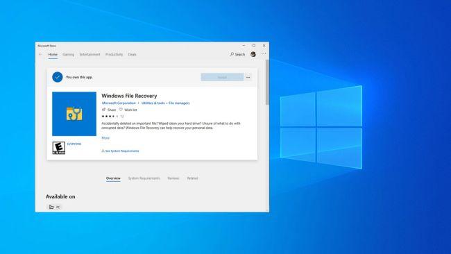 Microsoft незаметно выпустила свою собственную утилиту восстановления для Windows 10