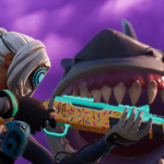 Злые новые акулы Fortnite пугают всех