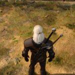 Великолепные волосы Геральта получают любовь в этом моде Witcher 3