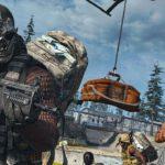 Мастер Верданск с нашей картой Call of Duty: Warzone