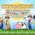 A Story of Seasons: Friends of Mineral Town ремейк выйдет в июле на ПК