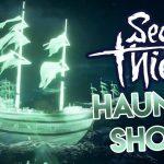 Sea of Thieves получает корабли-призраки, позолоченных питомцев и бесплатную эмоцию для всех