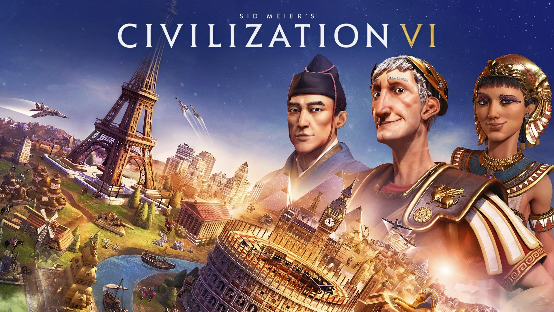 Civilization 6 Battle Royale рвёт цивилизации и города, но держит ядерное оружие