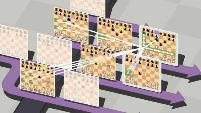 Если обычные шахматы не достаточно сложны для вас, попробуйте 5D Chess With Multiverse Time Travel