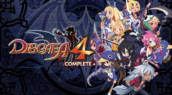 Disgaea 4 Complete + выйдет на ПК в конце этого года
