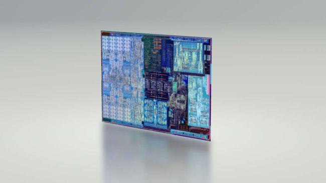 Следующие процессоры Intel следующего поколения уже тестируются