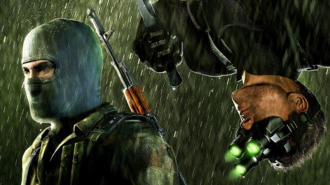 Splinter Cell, как сообщается, возвращается - как аниме-сериал на Netflix