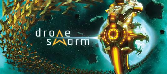 Drone Swarm позволяет вам командовать 32 000 дронов в космосе
