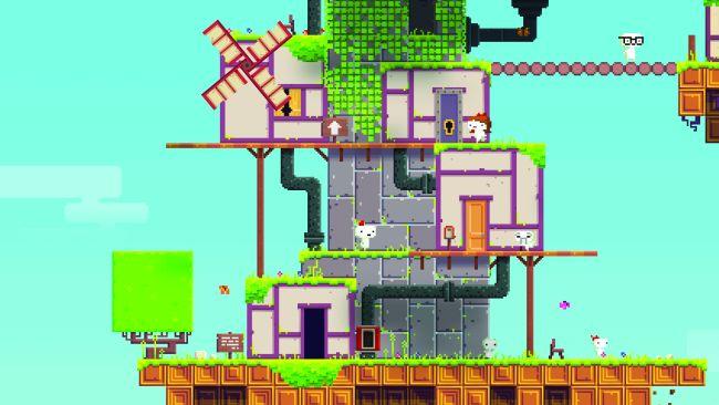 7 лет спустя Fez - потрясающий платформер-головоломка с одним из лучших саундтреков к играм