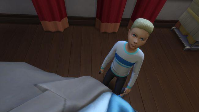 В режиме от первого лица The Sims 4 все весело и ужасающе