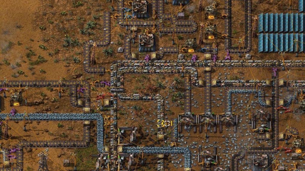 Обзор Factorio