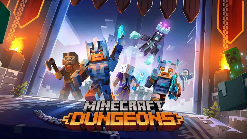 Гайды по чарам в Minecraft Dungeons - Нанесите мощное магическое разрушение с помощью этих чар