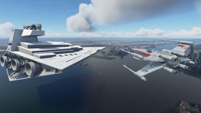 Лучшие моды, раскраски и декорации для Microsoft Flight Simulator