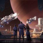 Star Dynasties выглядит как Crusader Kings в космосе