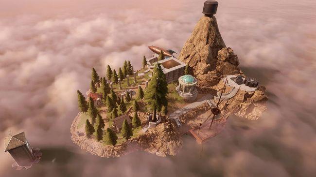 """Myst возвращается снова, на этот раз """"переосмысленный'' и играемый в VR"""