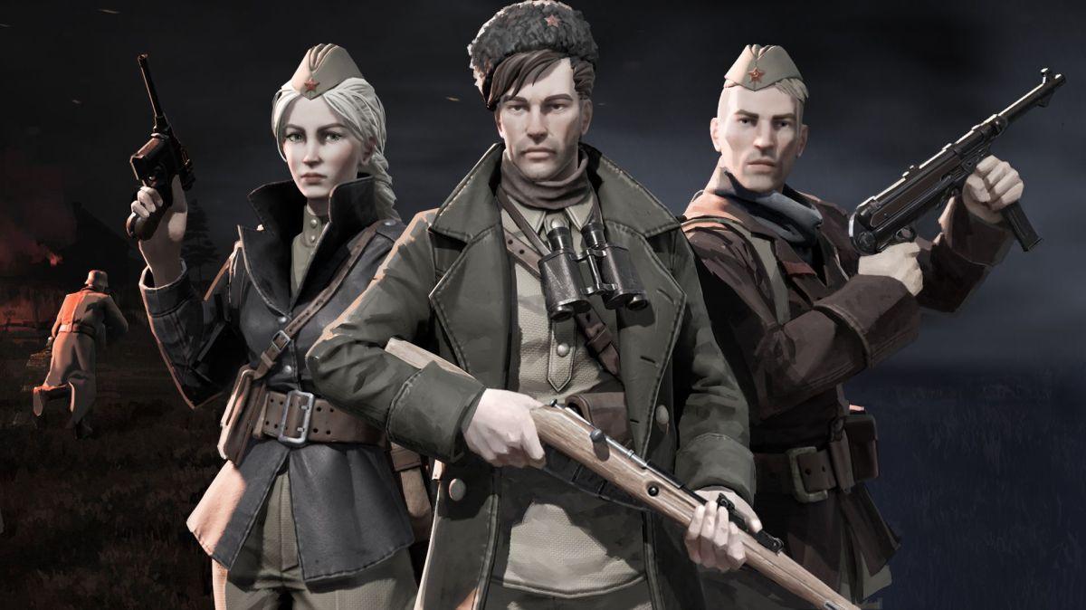Обзор Partisans 1941