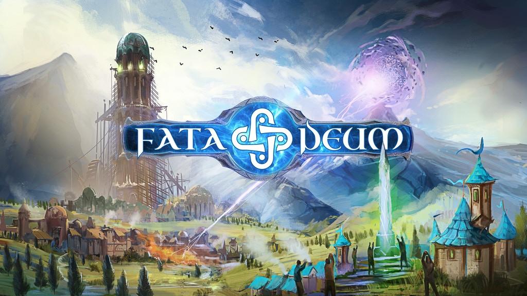 Fata Deum - игра про богов, которая выйдет в 2021 году