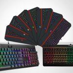 Лучшие недорогие игровые клавиатуры 2020 года
