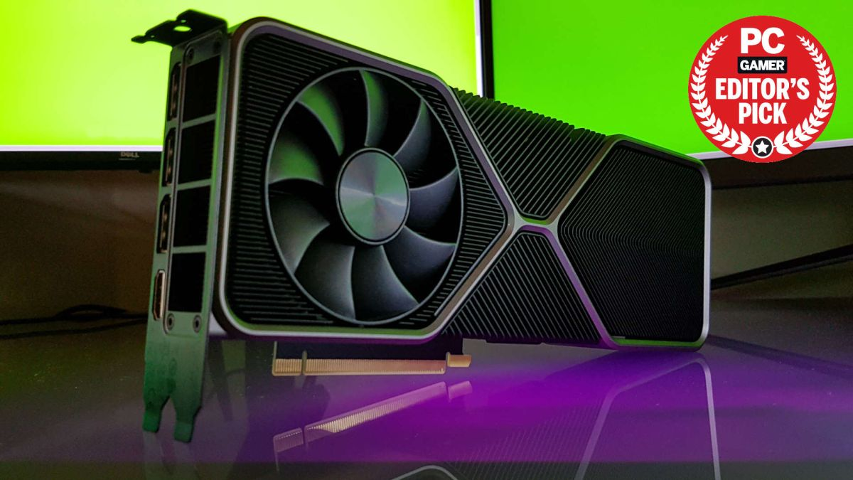 Обзор Nvidia RTX 3080 Founders Edition