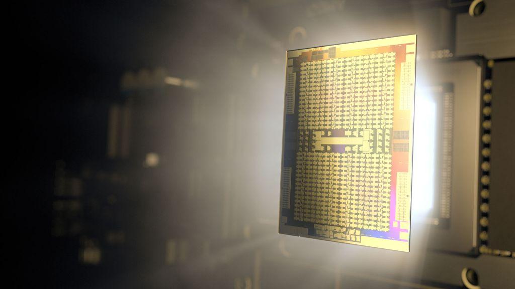 AMD только что выпустила графический процессор, который на 50 процентов больше, чем Big Navi