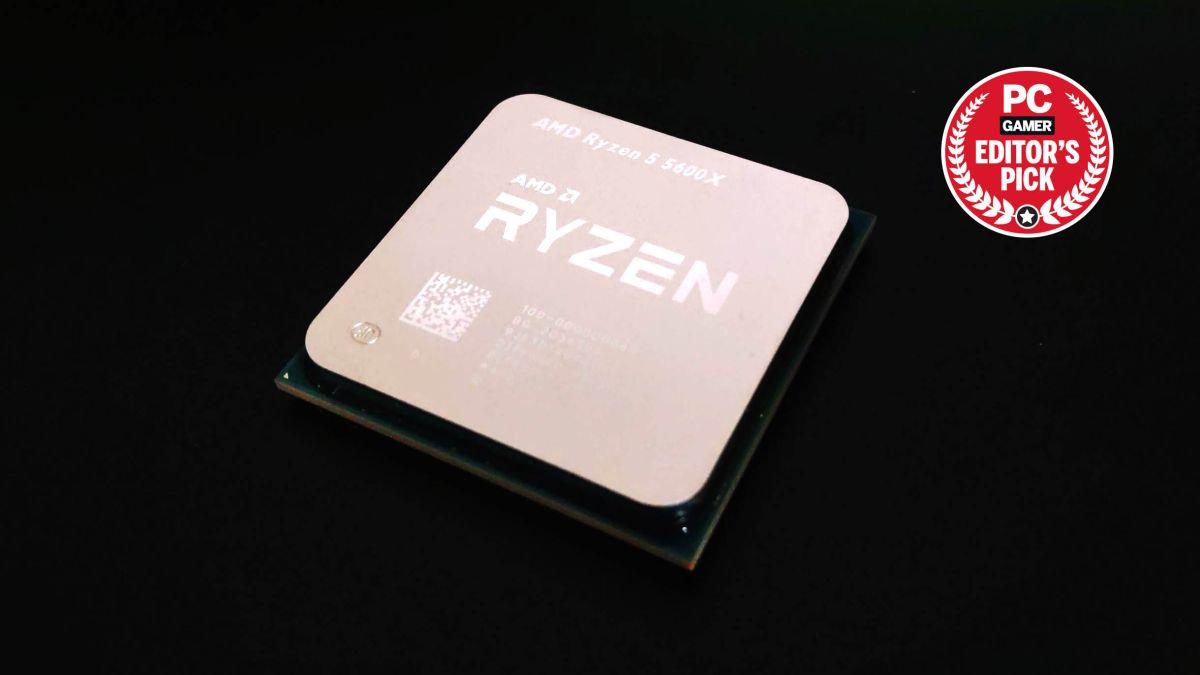 Обзор AMD Ryzen 5 5600X