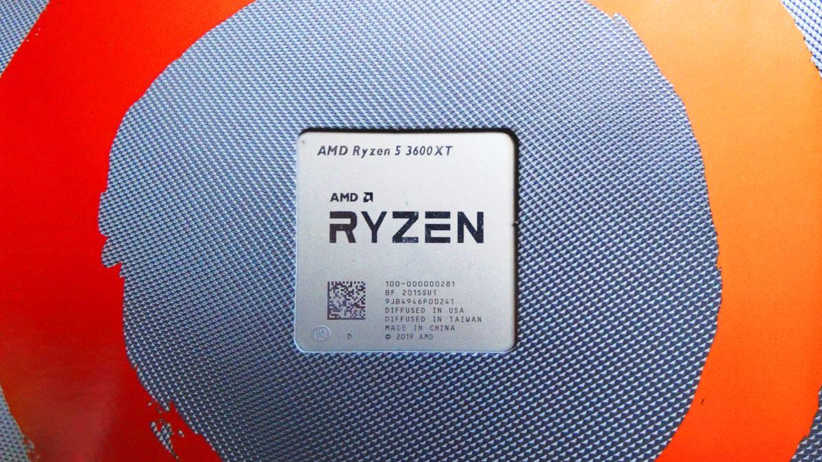 Обзор AMD Ryzen 5 3600XT