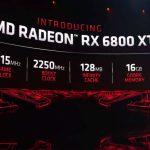 Radeon RX 6800 будет запущен по цене 579 долларов и будет конкурировать с RTX 3070 от Nvidia
