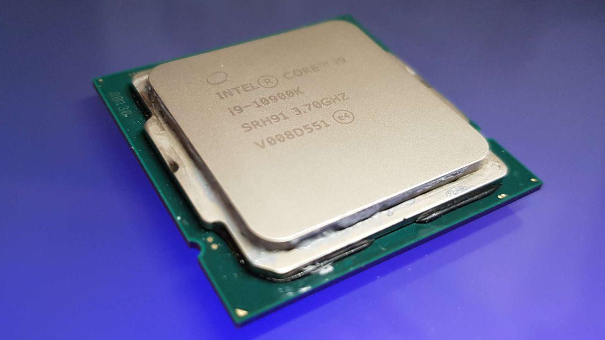 Обзор Intel Core i9 10900K