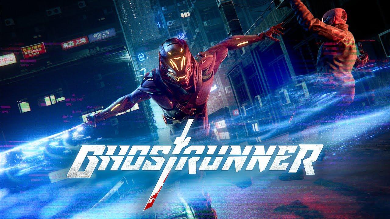 Обзор Ghostrunner