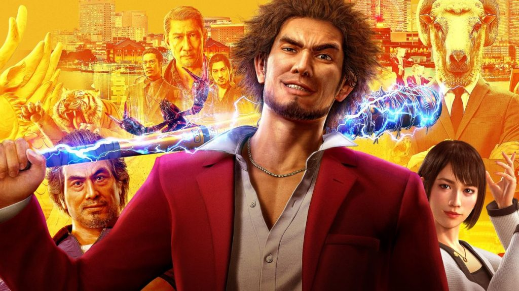 Обзор Yakuza: Like a Dragon