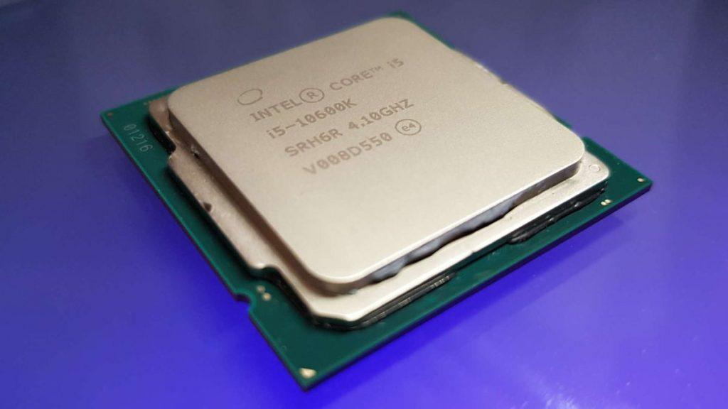 Обзор Intel Core i5 10600K
